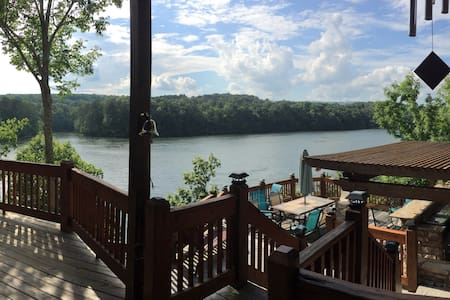 Laura's Lakehouse - Soddy-Daisy - Vila