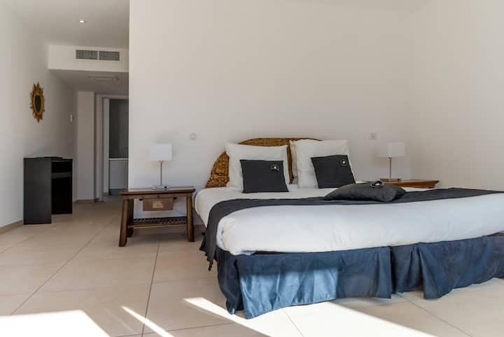 Bedroom 2 in Villa in Saint Lucia de Porto V°