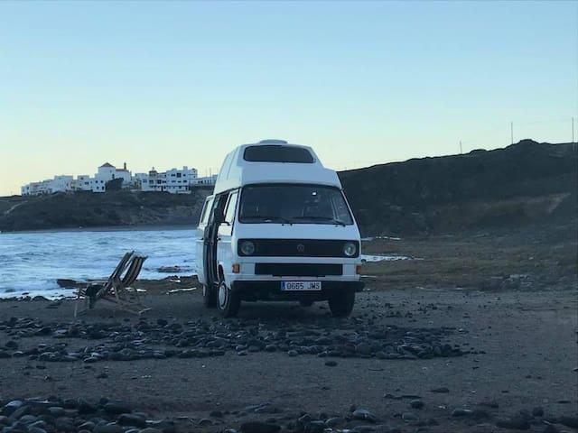 Volkswagen t3 Normanda, Holidayscampervans
