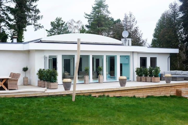 Luxury Villa in Skodsborg.