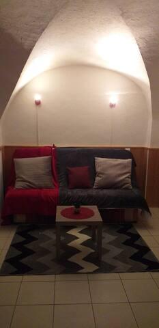 Studio meublée