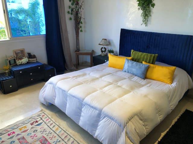 Luxury & Cozy Suite in a Villa in Hay Riad