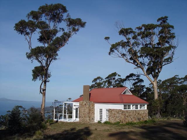 Annie's Cottage Orford Tasmania - Orford