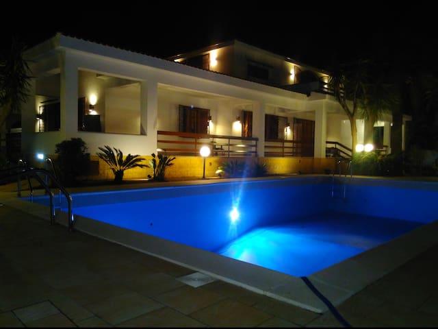 Apartment in Villa Modus Vivendi - Cinisi - Vila