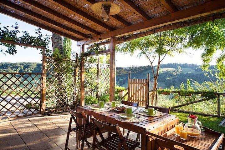 Casa Macchi - San Gimignano - Wohnung