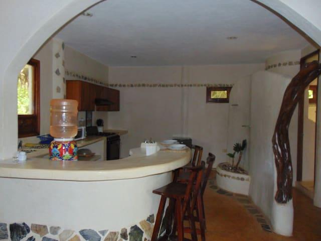 Jungle Apartment With Balcony VILLA SIRENAS HOTE
