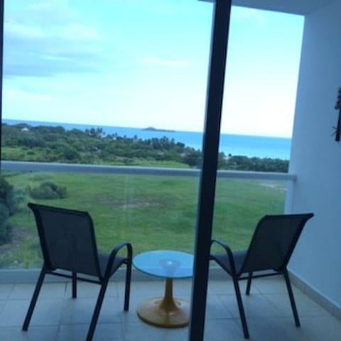 Playa Blanca apartamento, Playa y Laguna Azul - Rio Hato - Apartemen