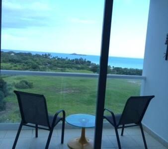 Playa Blanca apartamento, Playa y Laguna Azul - Rio Hato - Wohnung