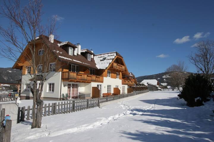 Vogue Apartment in Sankt Margarethen im Lungau near Ski Lift