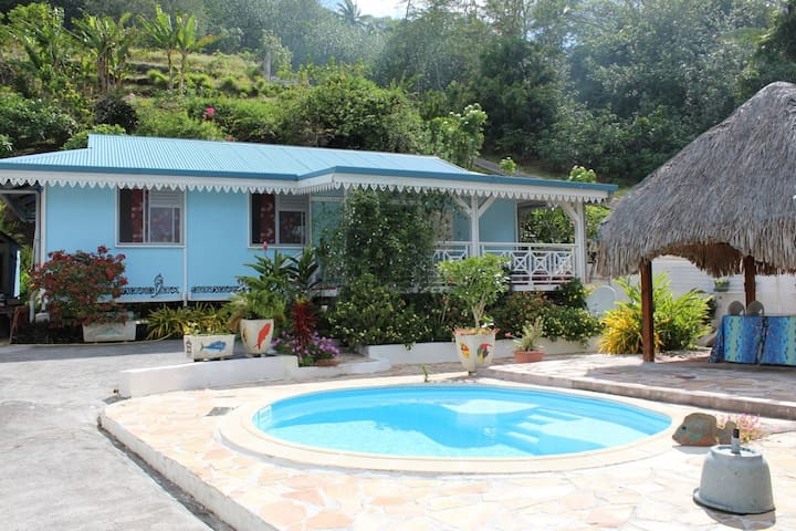 Chez Daniel et Loana villa famille 3 chambres