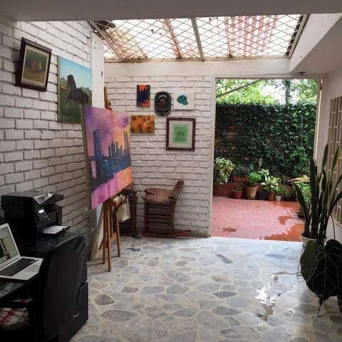 Casa en zona central Pitalito