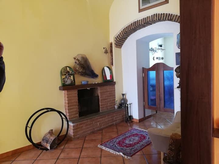 Valerio's home historical center  Larino
