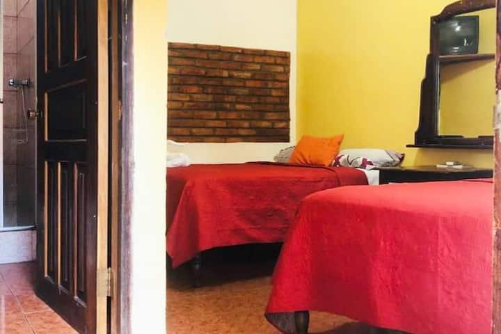 Confortable habitación en Copan Ruinas