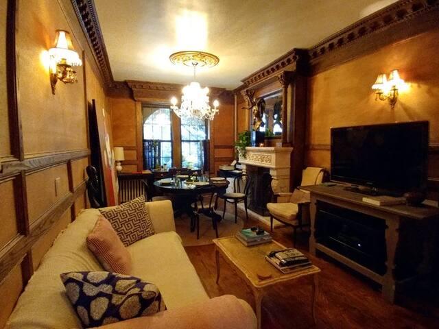 Luxury Duplex with Private Garden