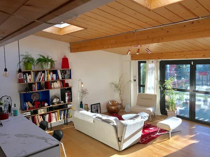 Magnifique Loft proche Paris