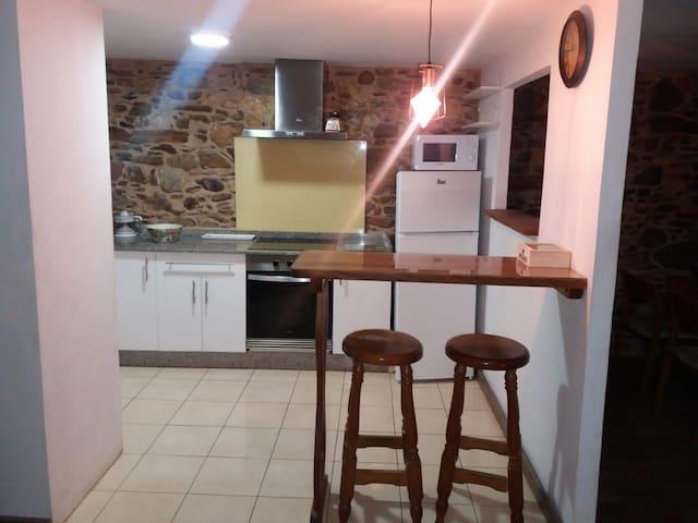 """"""" Casa Quintairo"""" ( Ribeira Sacra ) ,  4 personas"""