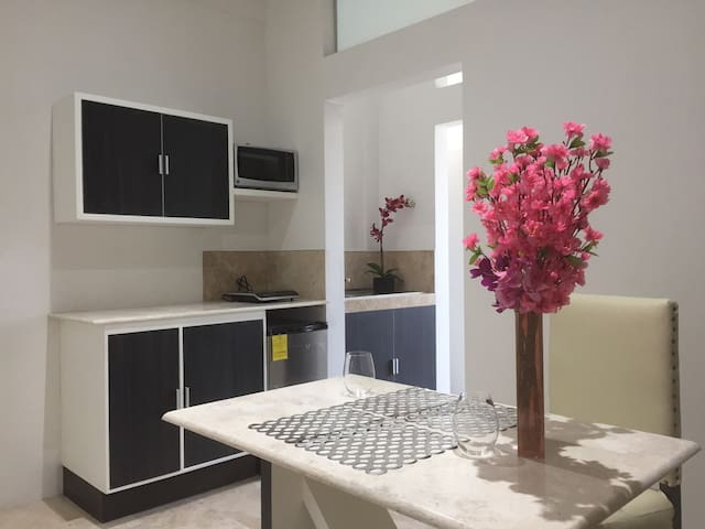NEW Luxury ONE Bedroom LOFT 10 mins 2 Angelopolis - Heroica Puebla de Zaragoza - Huoneisto
