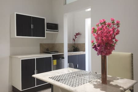 NEW Luxury ONE Bedroom LOFT 10 mins 2 Angelopolis - Heroica Puebla de Zaragoza - Квартира