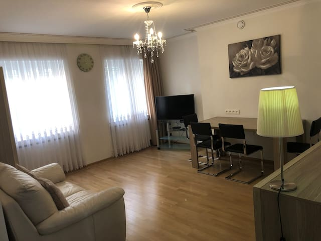 Welcome to my cosy apartment in  Brussels City