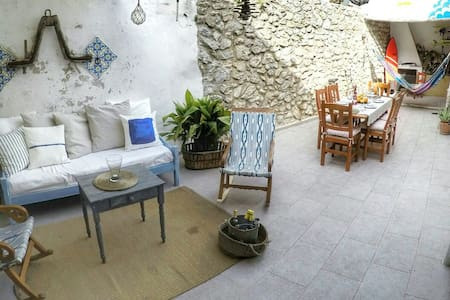 Mallorcan house with Lovely patio - Artà - Huis