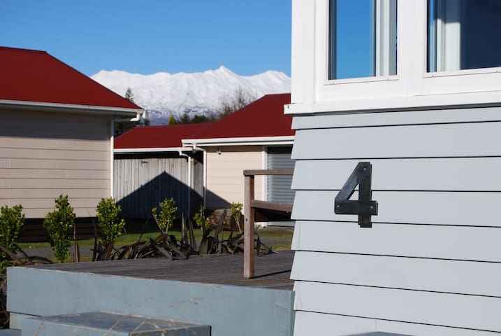 Mountain Views from Spacious Home - National Park - Huis