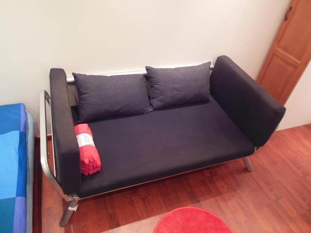 Cheap room in the city center - Bergen - Apartamento