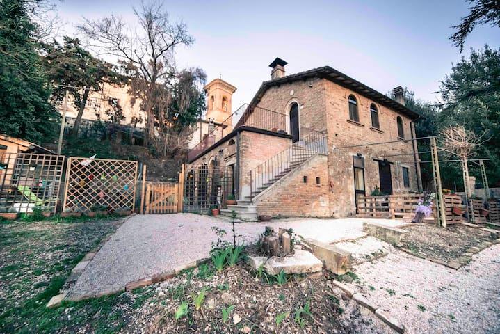 B&B Dimora Umbra giardino - Perugia - Bed & Breakfast