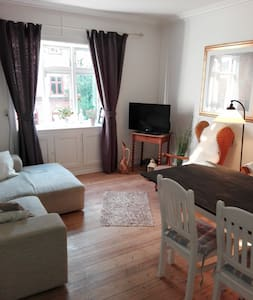 Very charming apartment with shared garden - Apartment