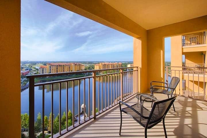 Two-Bedroom Suite At Club Wyndham Bonnet Creek!