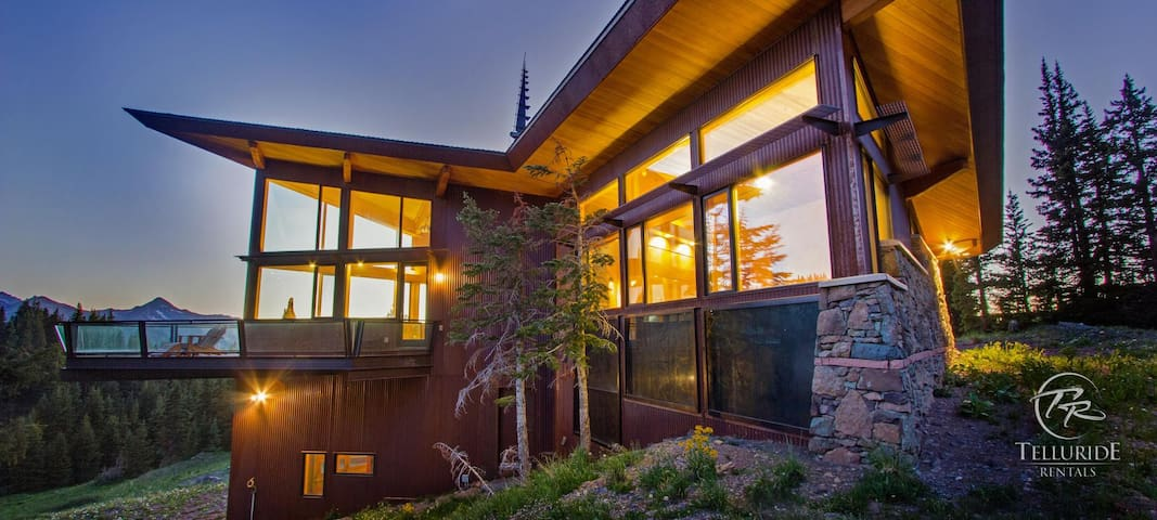 Gold King Retreat - Backcountry Luxury - Telluride - Dům