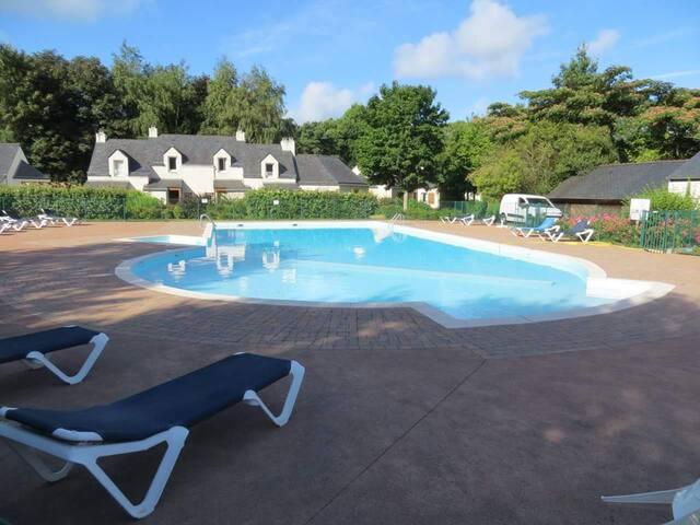 Location maison de vacances - DERNIERE MINUTE - Ploemel - House