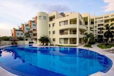 Dream rental  Nuevo Vallarta . - Huoneisto