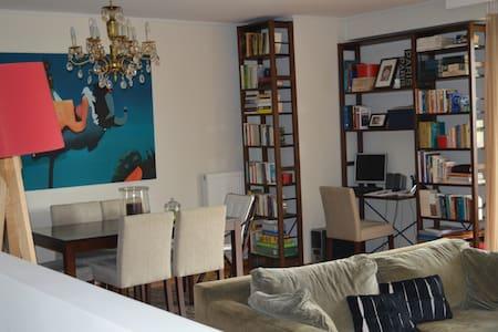 Modern quiet apartment with 150 m private garden - Vrilissia