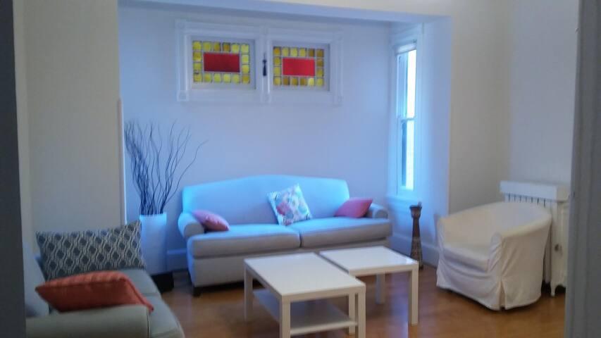 Great room! Heart of Dupont Circle! Fits 2 - Washington - Apartment
