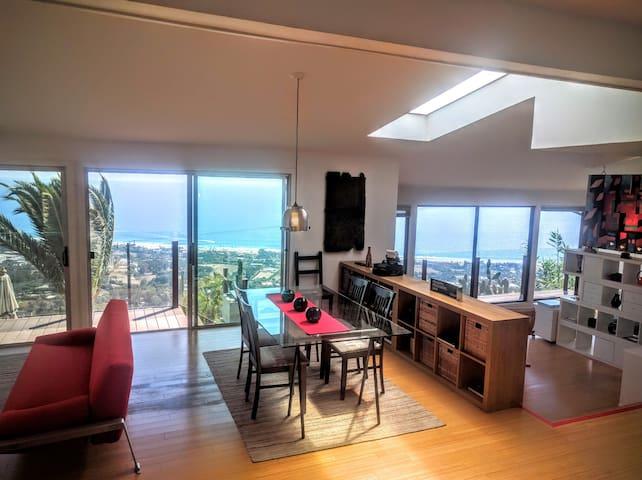 Bohemian apt w unbelievable views - Malibu - Apartment