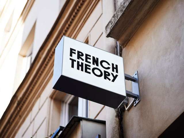 French Theory - The Companion Room