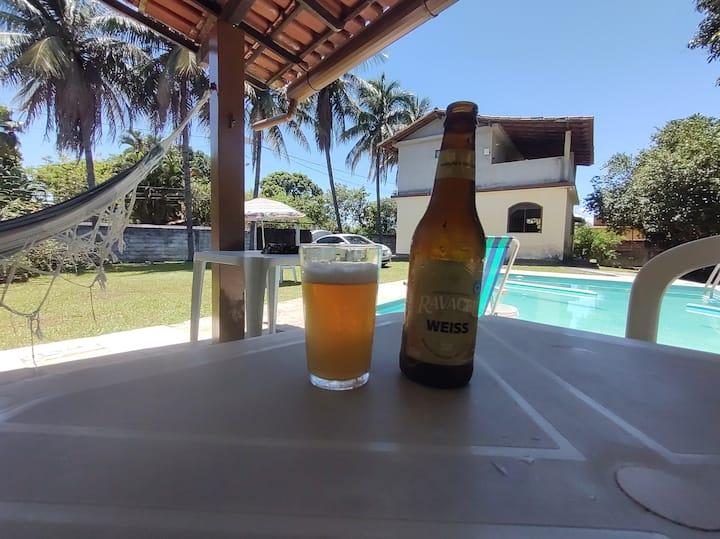 RECANTO DO RIBEIRO - Praia de Mauá, Magé