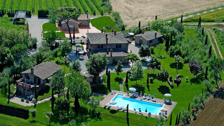 Villa  Rosa dei Venti - Maestrale