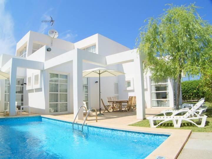 Villa, Playa de Muro Pool Garten 4xDZ 4xBad