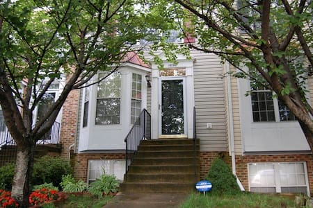 3br Townhouse in Montclair, Virginia - Montclair - Hus