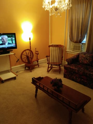In-Law 1 Bdrm Apt. Near Capitol/Camp Hill/Hershey