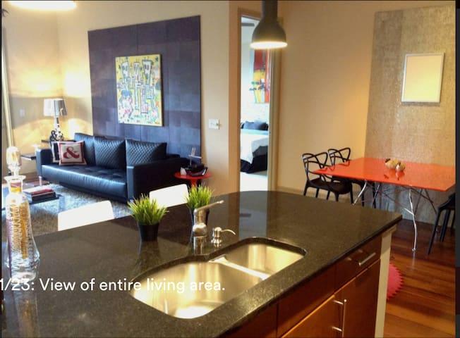 Amazing Upper Kirby/River Oaks Apartment - Houston