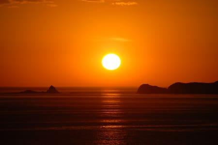 "Absolute Ocean Frontage""Oceans 180"" - Sunderland Bay - House"