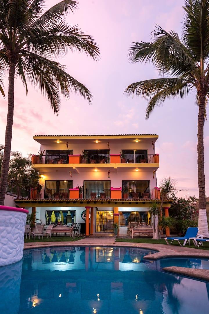 Casa Maria Resort - Ocean Front Condo