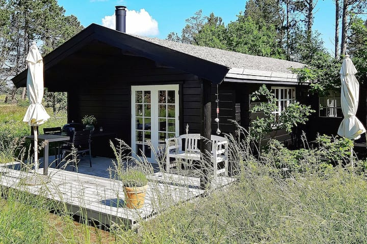 Relaxed Holiday Home in Ålbæk Amidst Nature