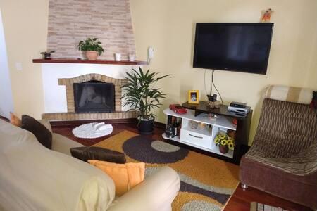 Casa completa em Campos do Jordão - Ótimo local