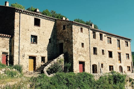 Gite Cerise @ La Taillede, self-catering apartment - Corsavy