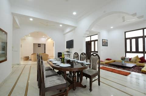 Private Pool Villa in Udaipur Aravalli Retreat