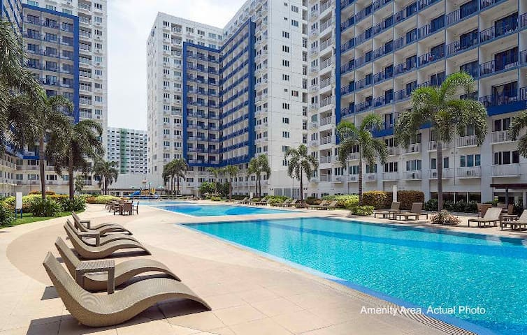 Sea Residences Infront of MoA *READ RULES