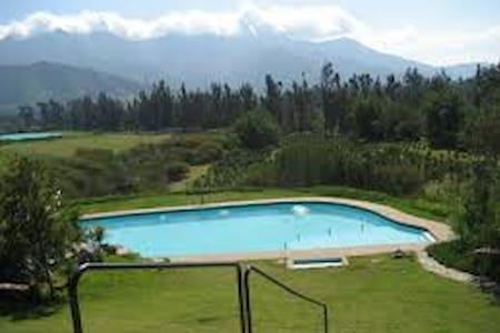 Cabaña en Reserva Ecologica - La Calera - Natur-Lodge